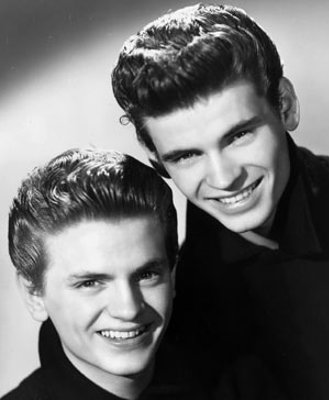 The Everly Brothers Hits  – Radio Times, December 1982